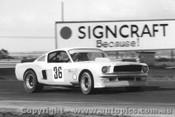 77016 - D. Seidel Ford Mustang  - Calder 1977