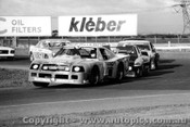 77020 - L. Leonard Ford Mustang  / F. Gardner Chev Corvair / J. Richards Mustang / B. Jane Holden Monaro - Calder 1977