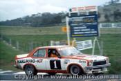 74725  -  P. Brock / B. Sampson  -  Bathurst 1974 -  Holden Torana SLR5000