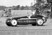 57004 - E. Gray, Tornado - 157.5 mph - National Speed Trials 28th September 1957 - Coonabarabran