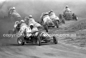 65200 - Westmead Speedway Between 1965 & 1967 - Help needed to identify these drivers