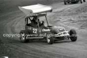 65204 - Westmead Speedway Between 1965 & 1967 - Help needed to identify these drivers