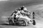 65210 - Westmead Speedway Between 1965 & 1967 - Help needed to identify these drivers