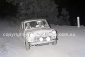 67959 - Southern Cross Rally 1967  Morris Mini -  Photographer Lance J Ruting