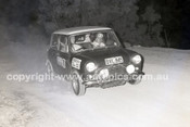 67961 - Southern Cross Rally 1967  Morris Mini -  Photographer Lance J Ruting