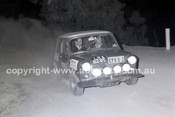 67962 - Southern Cross Rally 1967  Morris Mini -  Photographer Lance J Ruting