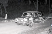 67963 - Southern Cross Rally 1967  Morris Mini -  Photographer Lance J Ruting
