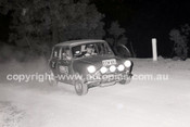 67964 - Southern Cross Rally 1967  Morris Mini -  Photographer Lance J Ruting
