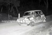 67965 - Southern Cross Rally 1967  Morris Mini -  Photographer Lance J Ruting