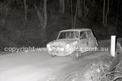 67966 - Southern Cross Rally 1967  Morris Mini -  Photographer Lance J Ruting