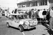67967 - Southern Cross Rally 1967  Morris Mini -  Photographer Lance J Ruting