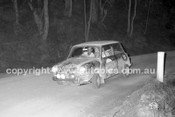 67968 - Southern Cross Rally 1967  Morris Mini -  Photographer Lance J Ruting