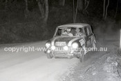 67969 - Southern Cross Rally 1967  Morris Mini -  Photographer Lance J Ruting