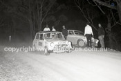67970 - Southern Cross Rally 1967  Morris Mini -  Photographer Lance J Ruting
