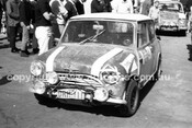 67971 - Southern Cross Rally 1967  Morris Mini -  Photographer Lance J Ruting