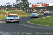 73083 - F. Gibson & A. Moffat  XA Falcon - Sandown 1973