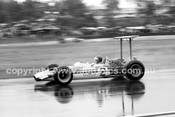 69562 - Jochen Rindt - Lotus 49 - Tasman Series - Warwick Farm 19th February 1969 - Photographer John Lindsay