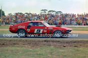 72572 - Allan Moffat, Trans AM Mustang  - Calder 1972 - Photographer Peter D'Abbs
