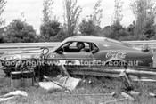 72574 - Allan Moffat, Trans AM Mustang  - Sandown 1972 - Photographer Peter D'Abbs