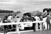 72575 - Allan Moffat, Trans AM Mustang  - Sandown 1972 - Photographer Peter D'Abbs