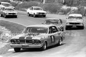 73225 - Fred Gibson, Falcon XY GTHO - Amaroo 1973 - Photographer Lance J Ruting