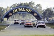 73229 - Colin Bond & Bob Morris, Holden Torana XU1, Leo Geoghegan Charger - Warwick Farm 1973 - Photographer Lance J Ruting