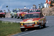 75088 - Bob Holden, Ford Escort  - Amaroo 1975 - Photographer Lance J Ruting