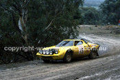 78913 - Ron Marks, Lancia Stratos - 1978 - Southern Cross Rally - Photographer Lance J Ruting