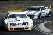 84427 - Allan Grice,  Dick Johnson & Ron Harrop, Chev Monza - Final Round of the World Sports Car Championship - Sandown 1984 - Photographer Peter D'Abbs