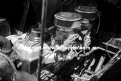 60033 - Under the bonnet of the Geoghegan FX Holden - Bathurst 3rd October 1960 - Photographer Lance Lowe