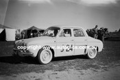 60036 - Bill March, Renault Gordini - Bathurst 3rd October 1960 - Photographer Lance Lowe