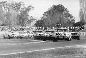 68132 - Ian Geoghegan, Mustang, Norm Beechey, Chev Camaro, Brauer, Gibson & Copping, Mustangs, McKeown, Cortina & Manton, Morris Cooper S - Warwick Farm 1968