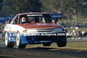 91037 - Mark Skaife,  Nissan GTR  - Oran Park  1991