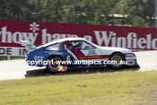 92043 - Brian Smith, Alfetta GTV - Sports Sedan Championships  Lakeside 1992 - Photographer Marshall Cass