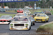 81016 - Phil Ward Holden Monaro - Sandown 1981