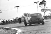 68073 - B. Skelton MG Midget / L. Manticas Buckle LMS Mini - Oran Park 1968