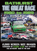 131 - Bathurst 1980 to 1989 - Slideshow DVD - $30.00