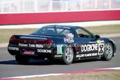 93031 - Ian Palmer / Wayne Gardner /Ross Palmer, Honda NSX - 1993  Bathurst James Hardie 12 Hour- Photographer Marshall Cass
