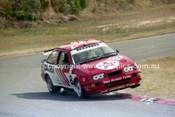 90323 - Colin Bond, Sierra RS500 - Amaroo Park 5th August 1990 - Photographer Lance J Ruting