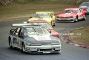 90316 - Bob Tindal & Rob Jolly, Commodore - Amaroo Park 5th August 1990 - Photographer Lance J Ruting