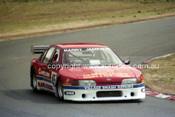 90313 - Barry Jameson, Falcon  - Amaroo Park 5th August 1990 - Photographer Lance J Ruting