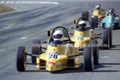90309 - David Ratcliff & Geoffrey Full, Reynard FF - Amaroo Park 5th August 1990 - Photographer Lance J Ruting