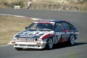 89542 - Geoff Reeves, Alfa GTV6 - Amaroo Park 6th August 1989 - Photographer Lance J Ruting