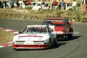 89531 - Bryan Thomson, Toyota Supra - Amaroo Park 6th August 1989 - Photographer Lance J Ruting