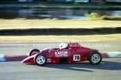 89525 - David Ratcliff, Van Dieman RF86 - Amaroo Park 6th August 1989 - Photographer Lance J Ruting