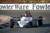 89524 - Jeff Senior, Hawk DL17 - Amaroo Park 6th August 1989 - Photographer Lance J Ruting