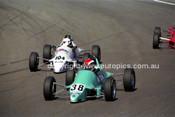 89521 - John Blanchard, Van Dieman RF88 - Amaroo Park 6th August 1989 - Photographer Lance J Ruting