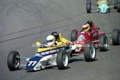 89519 - Peter Finlay, Van Dieman RF85/86 - Amaroo Park 6th August 1989 - Photographer Lance J Ruting