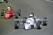 89516 - Michael Geoghegan, Van Dieman RF 89 - Amaroo Park 6th August 1989 - Photographer Lance J Ruting