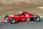 89515 - Russell Ingall, Van Dieman RF 89 - Amaroo Park 6th August 1989 - Photographer Lance J Ruting